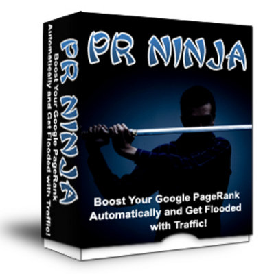 Product picture PRNinja Pagerank with Master Resell Rights