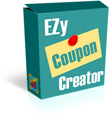 Product picture EZy Coupon Creator + Master Resale & Free Giveaway Rights