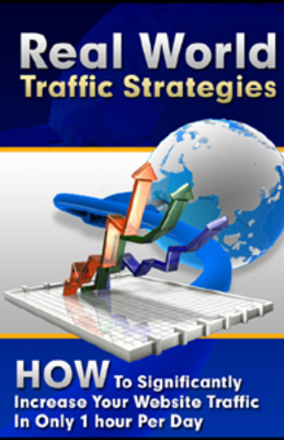Product picture Real World Traffic Strategies +Master Resell Rights